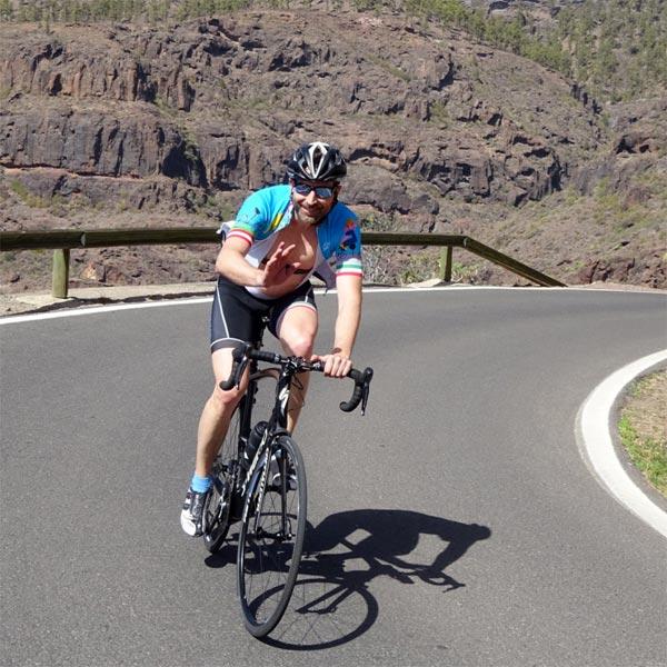 Rennradreise Gran Canaria - Guide Hannes