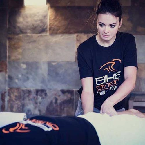 Rennradreise Gran Canaria - Profi-Massage